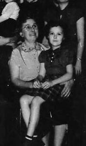 Copy of spencer family about 1951